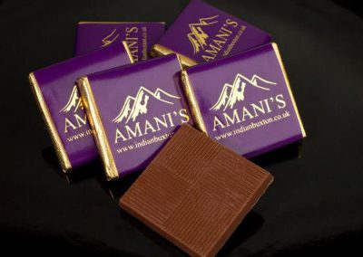 branded chocolate gifts
