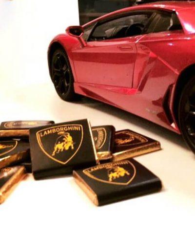 car dealership chocolates