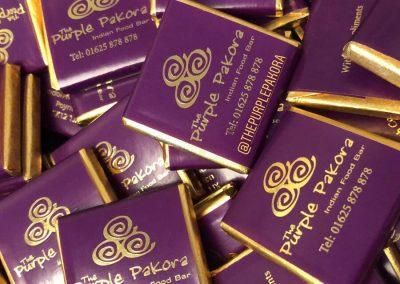 corperate chocolates