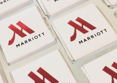 marriot hotel chocolates